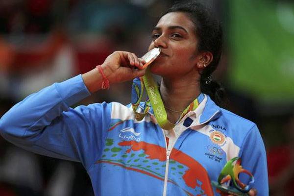 PVSindhu to be appointed as Andhra Pradesh officer - Badminton News in Hindi