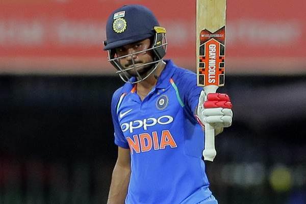 Quadrangular ODI Series : India B beat South Africa A by 30 runs - Cricket News in Hindi