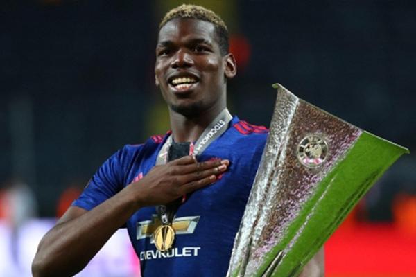 Manchester United footballer Paul Pogba wins Europa League Player of the Season - Football News in Hindi