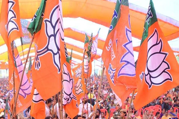 BJP assets increased by 22 percent in 2017-18 : ADR - India News in Hindi