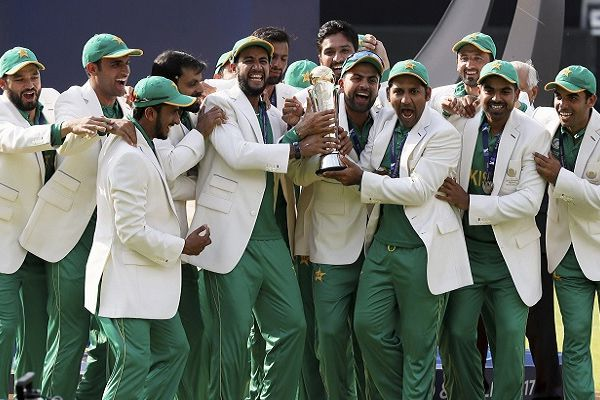 Pakistan gets 2 place benefit in icc odi ranking after winning champions trophy - Cricket News in Hindi