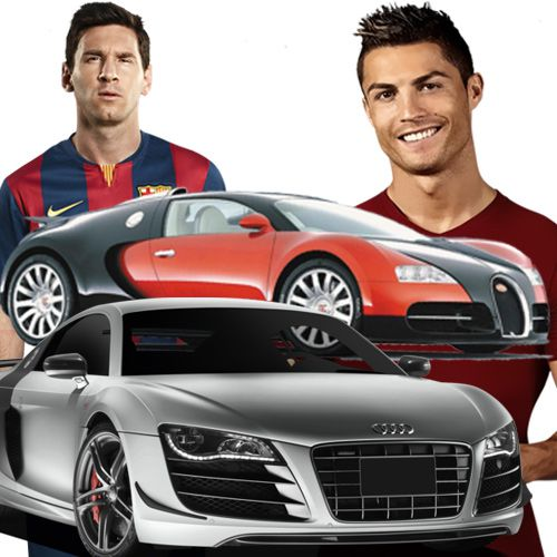 Top Footballers and their super fast luxury cars will talk about ...... - Lucknow News in Hindi
