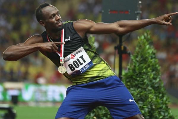 Diamond League : Usain Bolt won 100 meter race, China surprises - Sports News in Hindi