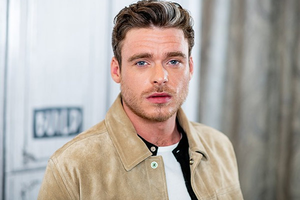 Bodyguard star Richard Madden squashes rumours about playing the role of James Bond - Television News in Hindi