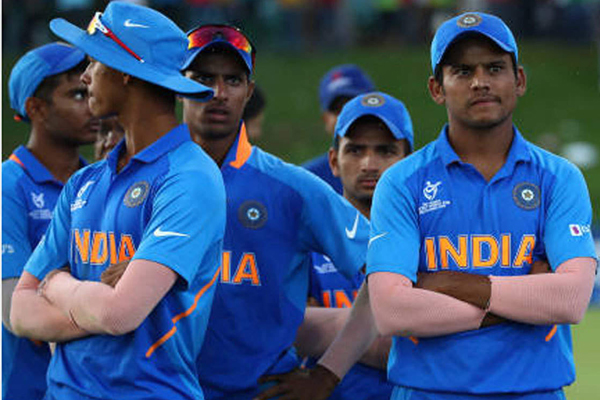 U-19 World Cup : team india missed trophy due to these reasons - Cricket News in Hindi