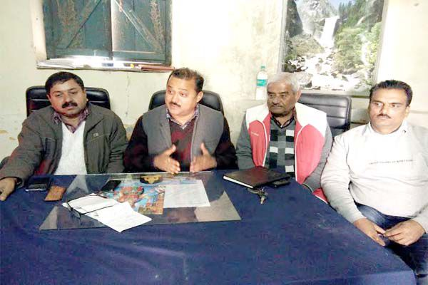 The rally of the Congress decided to lift the public trust: Sanjay - Kangra News in Hindi