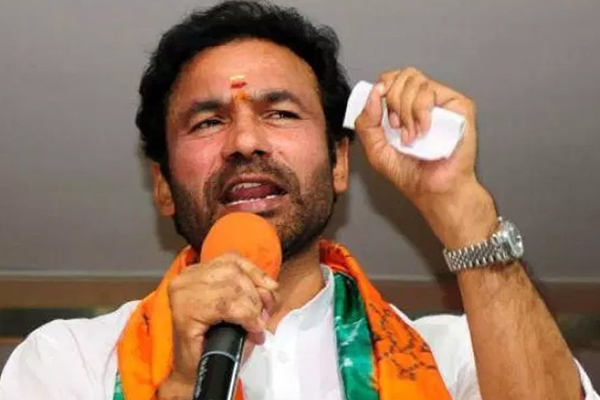 Delhi Violence : G Kishan Reddy says, Will Go to Bottom to Unveil Conspiracy, if Any - Hyderabad News in Hindi