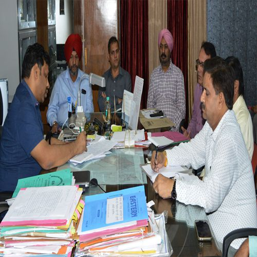 The building will house the circuit - Deputy Commissioner - Pathankot News in Hindi