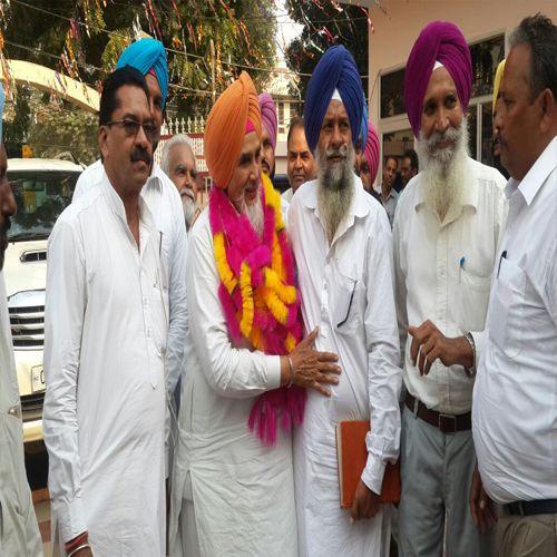 AAP blow to Punjab - Faridkot News in Hindi