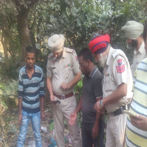 Newborn body found near railway line - Kapurthala News in Hindi