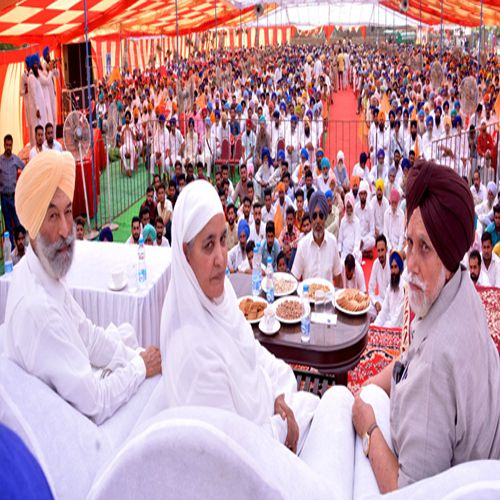 Punjabi Sant Fateh Singhs role in the establishment of the state - Bathinda News in Hindi