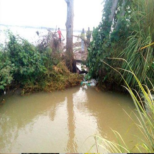 The erosion of the canal, the damage to farmers - Firozpur News in Hindi