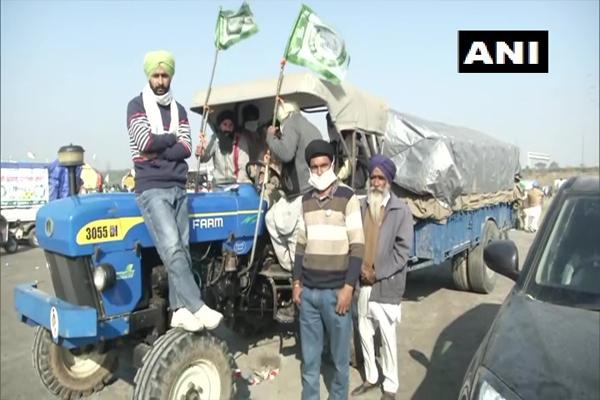 विरोध प्रदर्शन करने वाले किसान नहीं, बल्कि गुंडे - यूपी के मंत्री