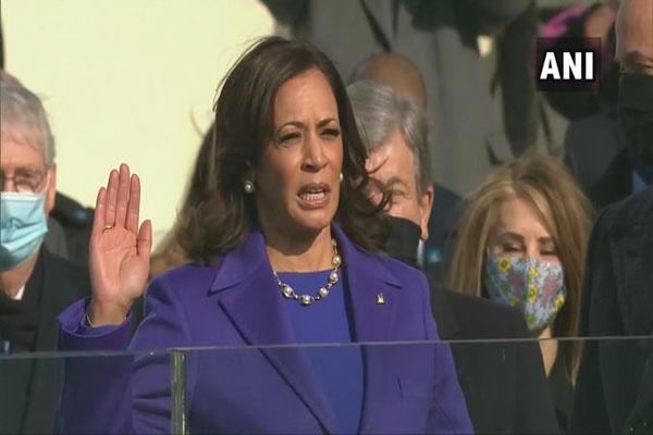 Joe Biden sworn in as America 46th President - World News in Hindi