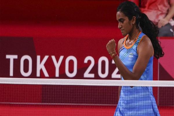 Indian shuttler PV Sindhu wins bronze medal in Tokyo Olympics, PM Modi congratulates - Delhi News in Hindi