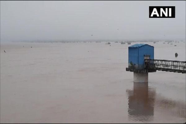 Flood situation due to heavy rains in some areas of Kota, Baran, Bundi and Jhalawar of Rajasthan - Jaipur News in Hindi