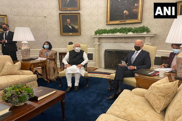 Prime Minister Narendra Modi meeting with the US President in a short while, - Delhi News in Hindi