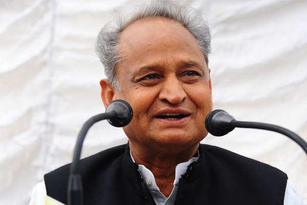 मुख्यमंत्री गहलोत ने जालोर में कहा, कांग्रेस देगी 72 हजार रुपए सालाना