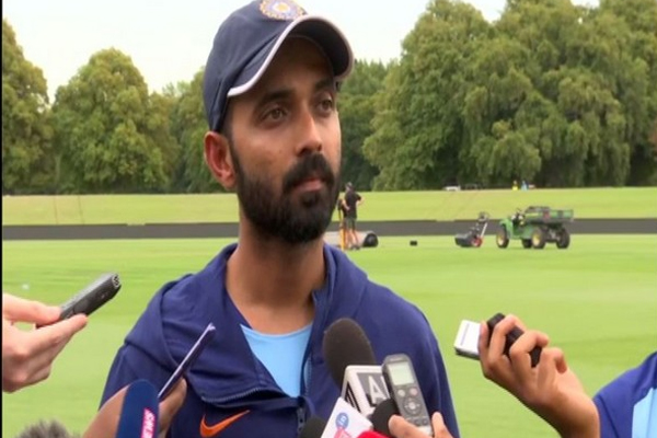 Ajinkya Rahane give this advice to indian batsman before second test against new zealand - Cricket News in Hindi