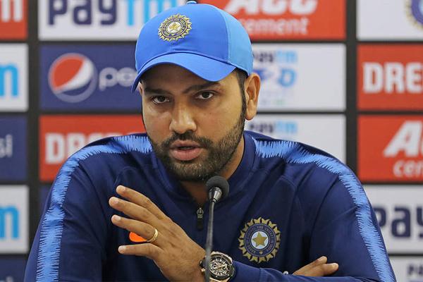 T20 Series : Rohit Sharma reply about Rishabh Pant and Sanju Samson - Cricket News in Hindi