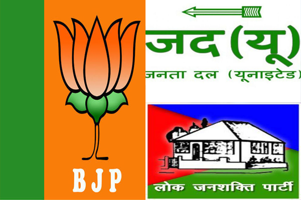 Delhi Assembly Election : BJP, JDU and LJP alliance targeting these voters - Delhi News in Hindi