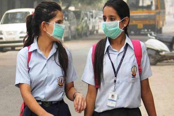 Blueair distributed Pollution Resistant N-95 mask to 10 thousand people in gurugram - Gurugram News in Hindi