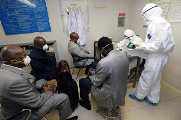 28 people infected with Ebola in Guinea, DRC, 11 dead - World News in Hindi
