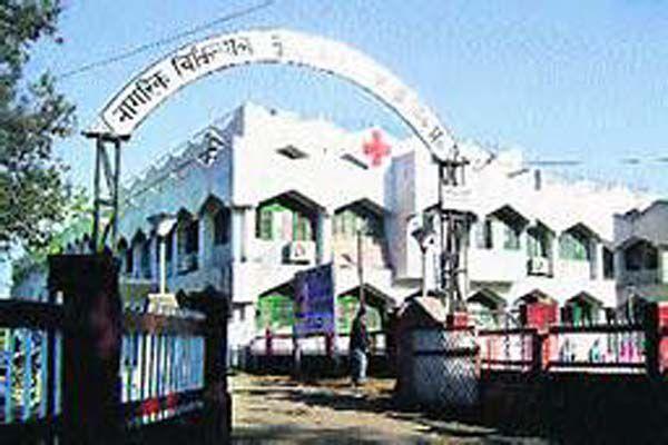 Chamba hospital suffering from staff shortages, millions of machines lying idle - Chamba News in Hindi