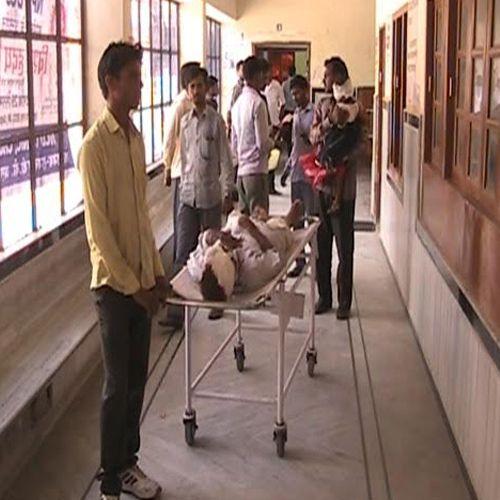 one killed in road accident in curu, half dozen injured - Churu News in Hindi