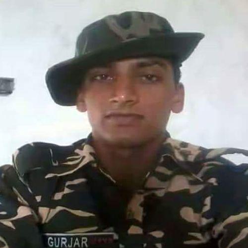 20 lakh to the family of martyr Ghanshyam Gurjar - Dausa News in Hindi