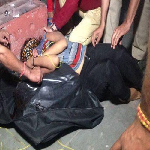 dead woman identified, suspected of murder in affair - Jaipur News in Hindi