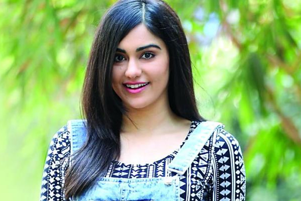 Commando-2 movie actress Ada Sharma is excited for this thing - Bollywood News in Hindi