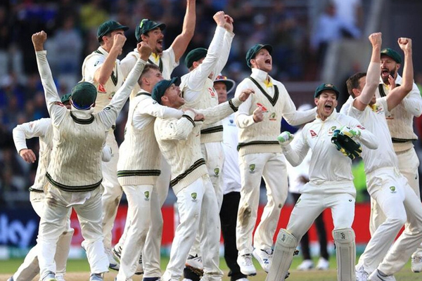 5Th Test : Australia wants to create history against England in ashes series - Cricket News in Hindi