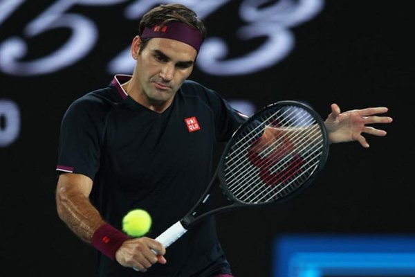 Australian Open : Roger Federer beat John Millman in third round - Tennis News in Hindi