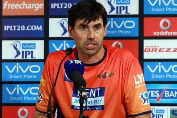 IPL-10 : RPS coach Stephen Fleming reaction after defeat in final - Cricket News in Hindi