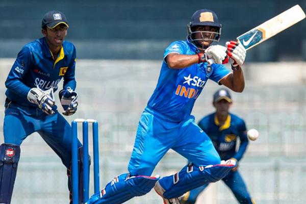 U-19 Fourth ODI : India beat Sri Lanka by 135 runs to equal series - Cricket News in Hindi