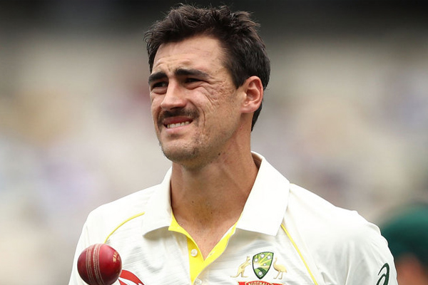 Mitchell Starc doubtful for boxing day test against england, Pat Cummins says... - Cricket News in Hindi