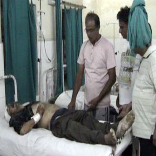 With twice left death, died in absence of treatment - Churu News in Hindi