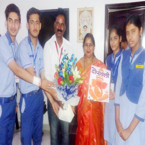 inspired celebrate to Indigenous Green Diwali - Karnal News in Hindi