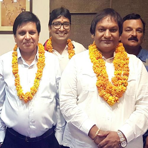 Gopalpura bypass Trade mandal President  Pawan Goyal - Jaipur News in Hindi