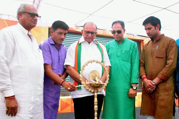 Opening of Modi Fest, Know the Achievements of the Central Government - Jaipur News in Hindi