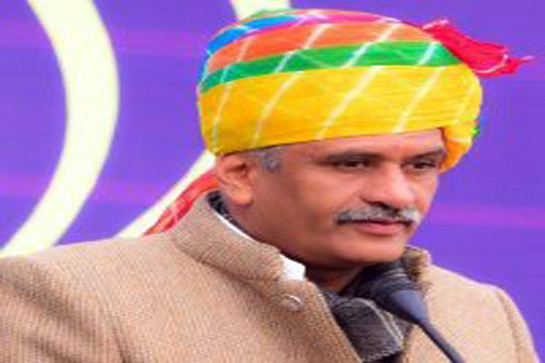 Jodhpur MP Gajendra Shekhawat will become minister in Modi cabinet - Jodhpur News in Hindi