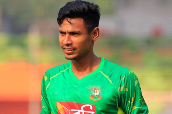 3 Bangladeshi players including mustafizur rahman out for only test against Afghanistan - Cricket News in Hindi