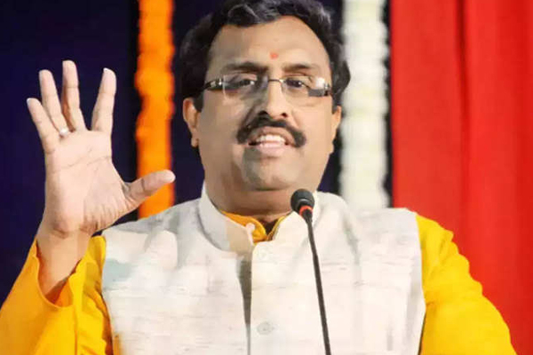 BJP national general secretary Ram Madhav says, Decision on 35A to be taken at appropriate level - Srinagar News in Hindi