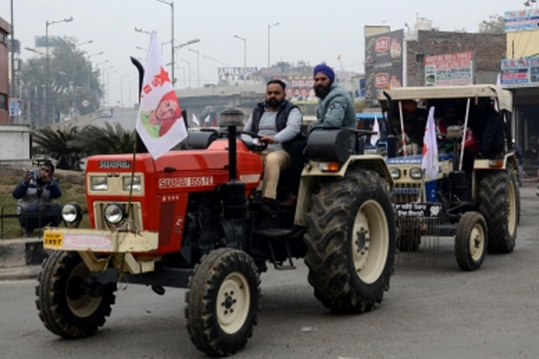 30 social organisations of Gurugram to join tractor rally on R-Day - Gurugram News in Hindi