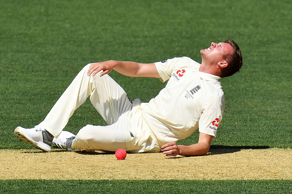 England in trouble before ashes series against Australia, now Jake Ball injured - Cricket News in Hindi