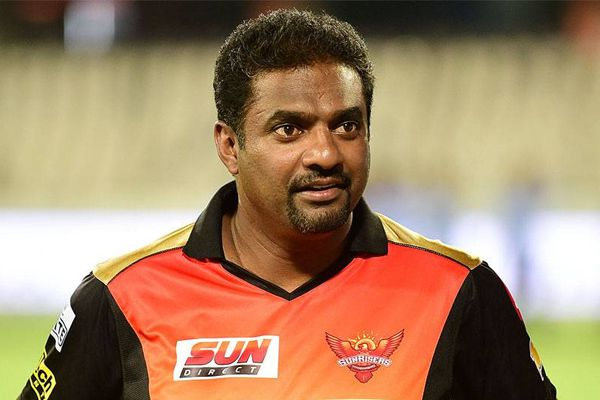 IPL-10 : Sunrisers Hyderabad bowling coach Muttiah Muralitharan upset after loss in eliminator - Cricket News in Hindi