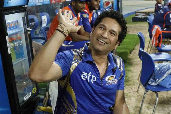 IPL-10 : Sachin Tendulkar is very much happy with mumbai indians win - Cricket News in Hindi