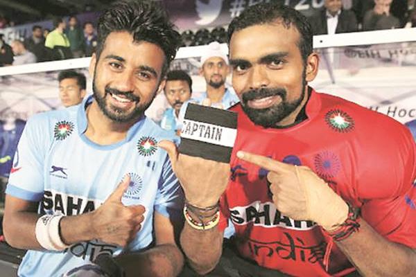 4 Nations Invitational Tour : Indian hockey team announced, Manpreet Singh captain - Sports News in Hindi
