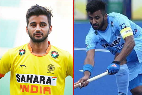 Indian hockey team captain Manpreet Singh reaction about main challenges in year 2018 - Sports News in Hindi